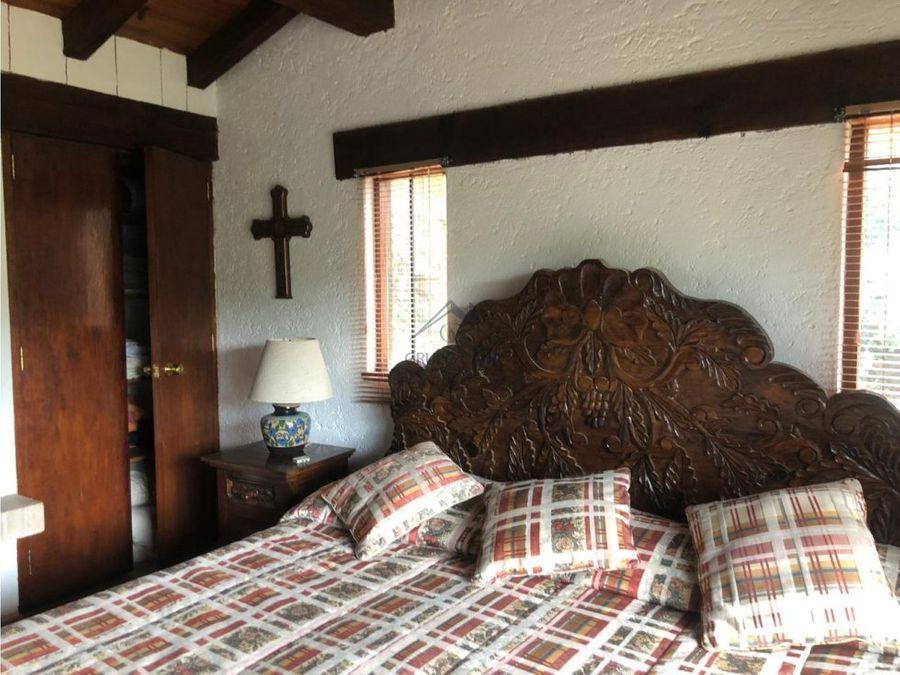 casa en venta estilo vallesano