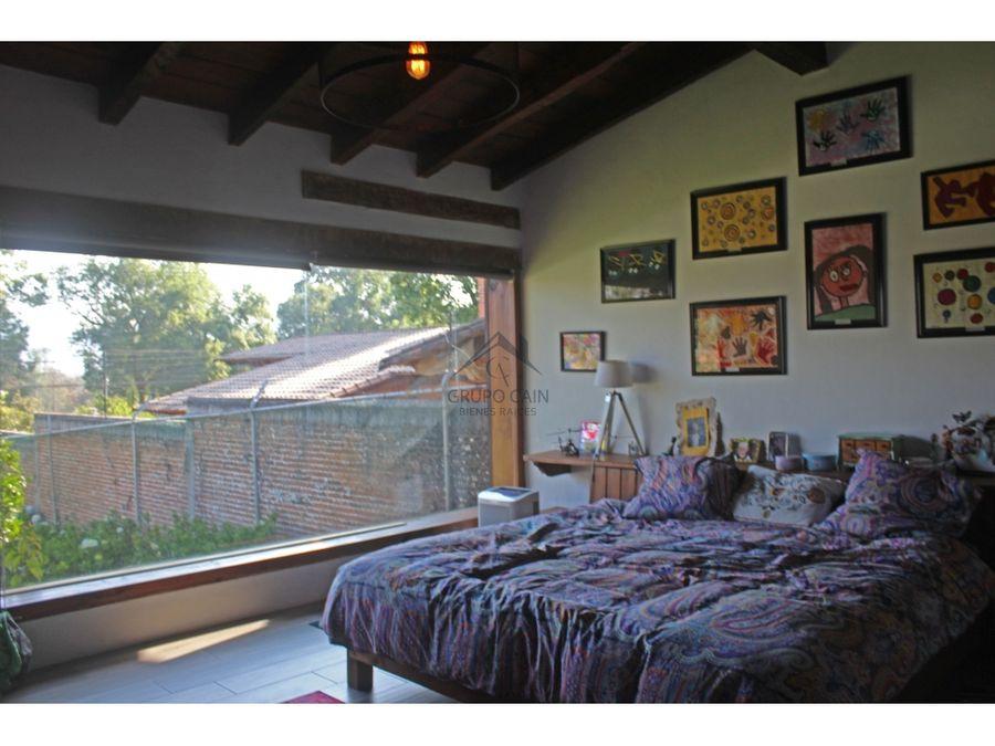 casa con estilo unico en renta ubicada en avandaro