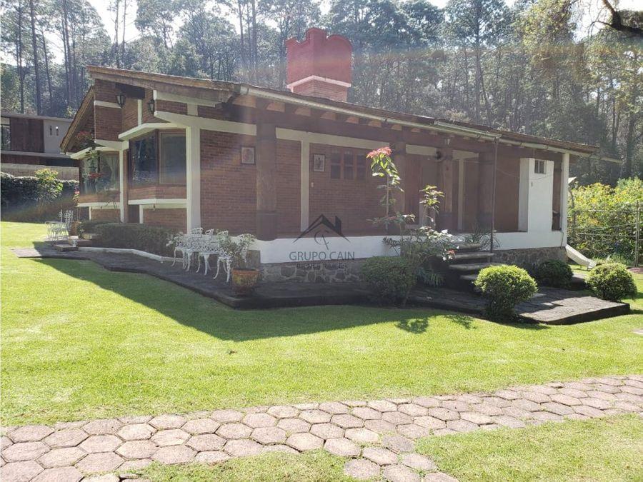 cabana en venta avandaro