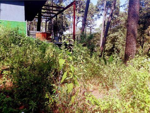 terreno en venta avandaro con acceso al rio