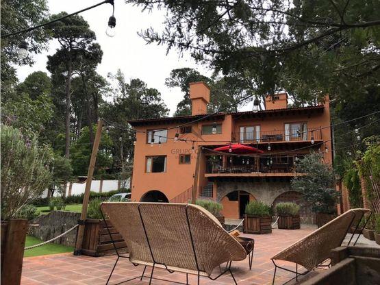 casa en venta avandaro estilo vallesano