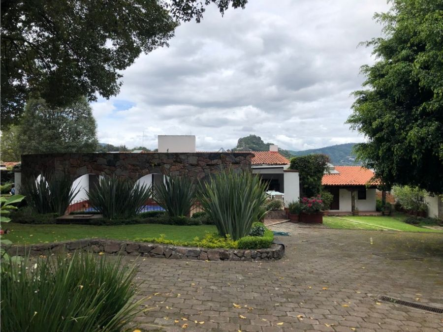 casa vallesana en venta en el pueblo