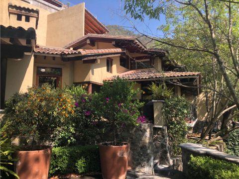 casa en venta estilo vallesana