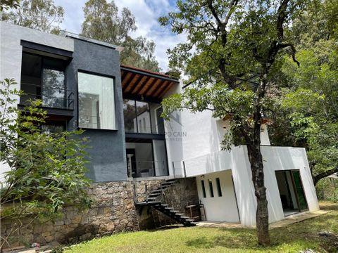 casa en renta valle de bravo