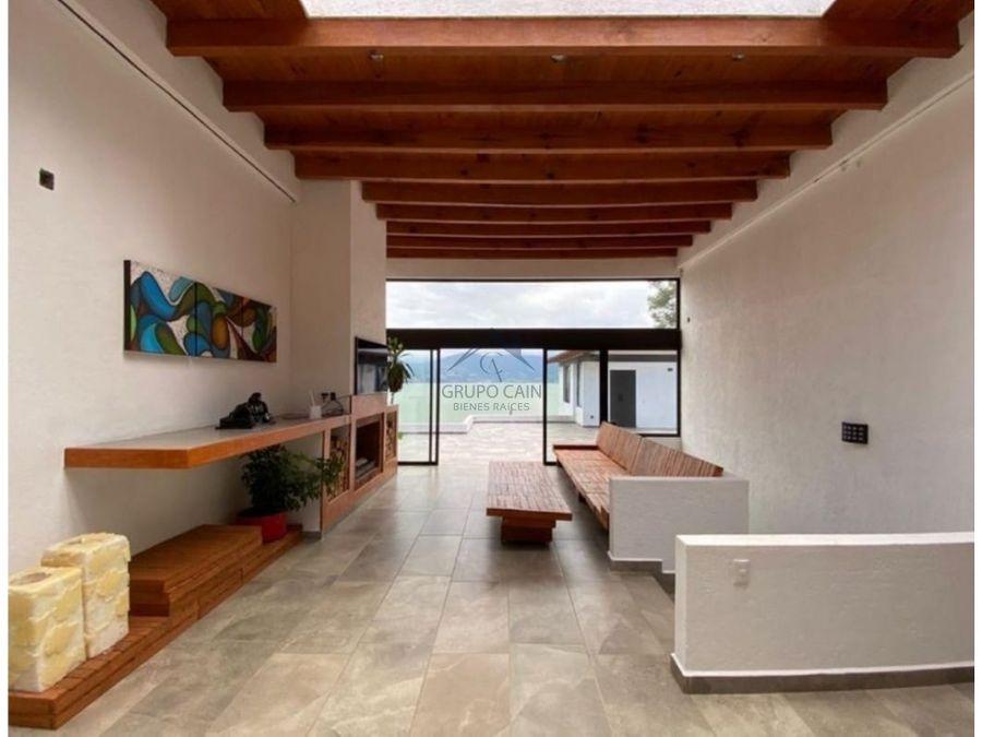 casa en venta valle de bravo