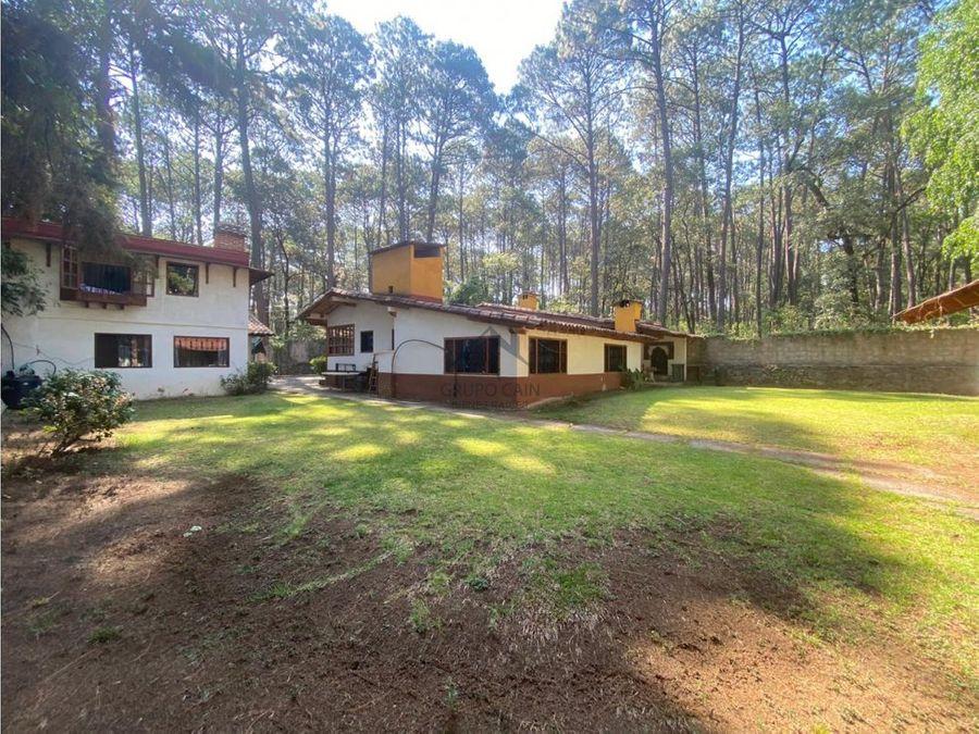 casa en venta para remodelar valle de bravo