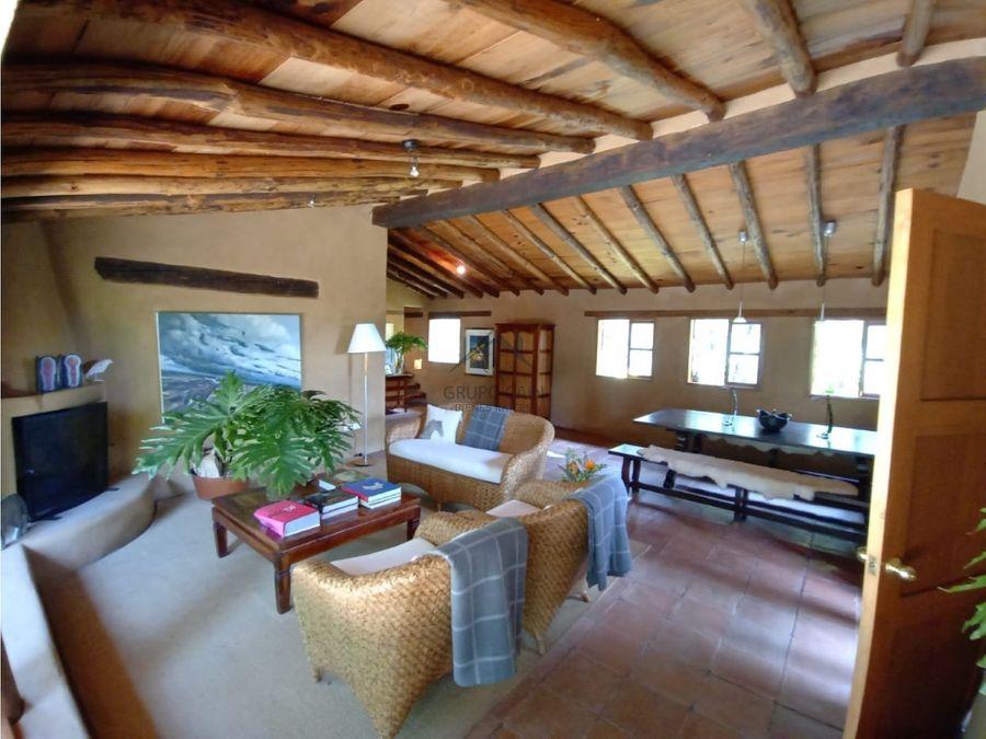 espectacular rancho en venta en valle de bravo