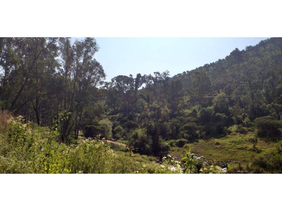 excelente terreno vista a las montanas