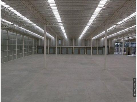 renta de bodega industrial en ocoyoacac 2862m2