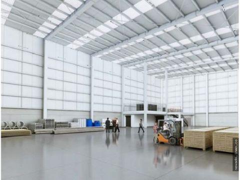 renta de bodega industrial de 4280 m2 en toluca