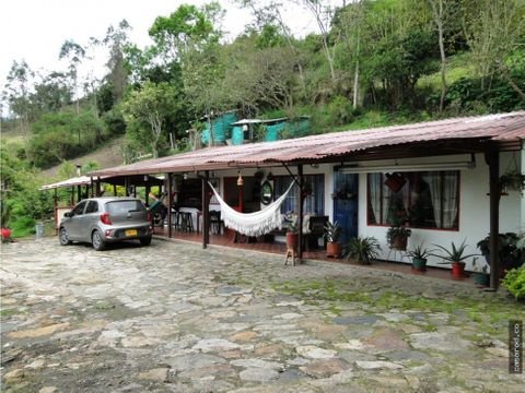 vendo finca productiva en ubaque cundinamarca