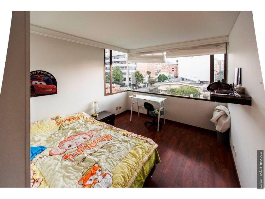 vendo hermoso apartamento en chico reservado
