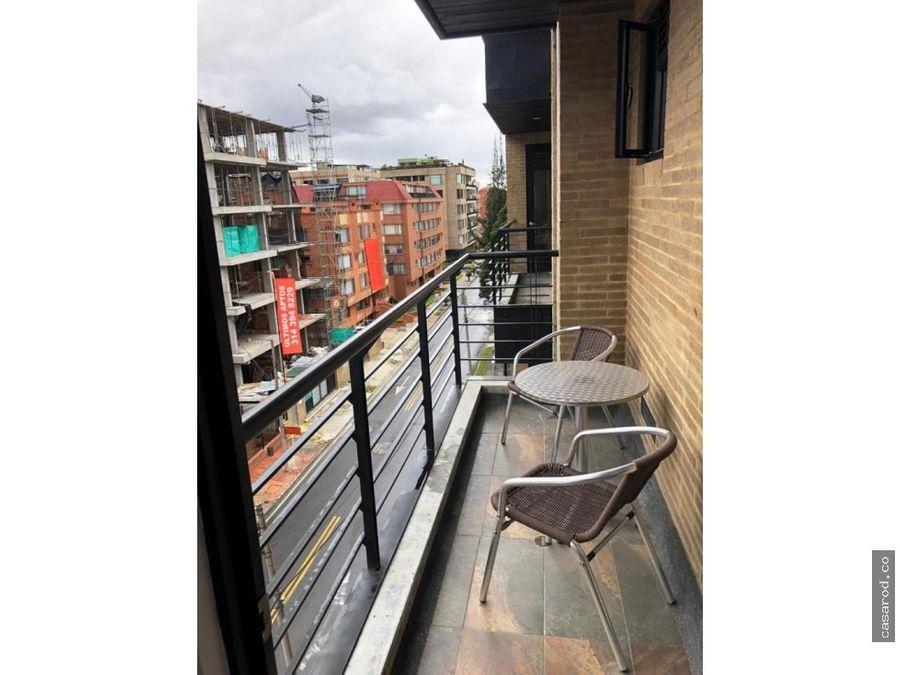 vendo apto santa barbara central con balcon