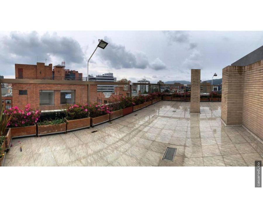 vendo apto chico norte 81 mtr2 exterior con balcon