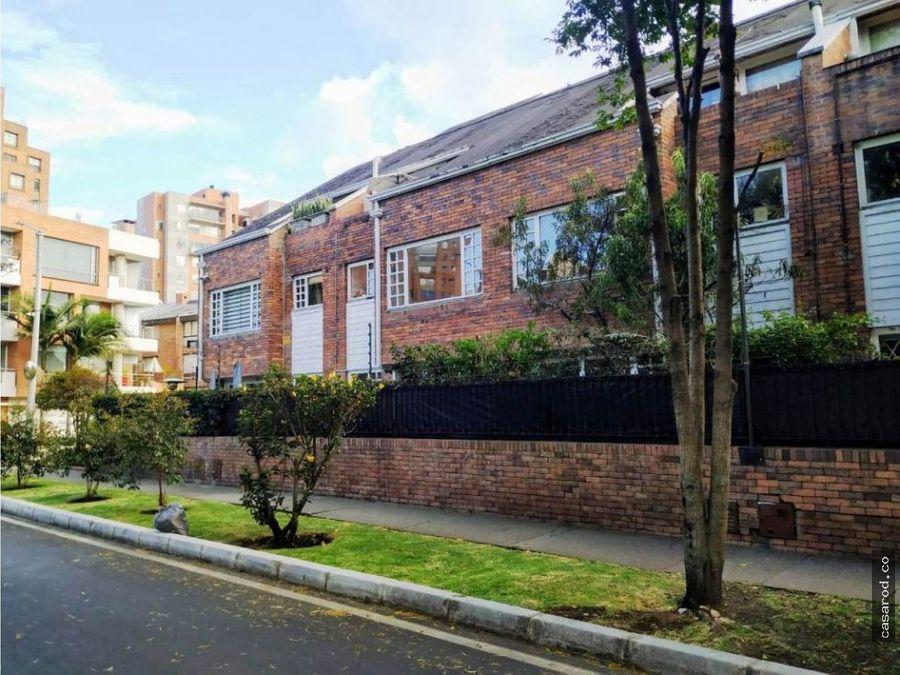 vendo casa en calleja alta