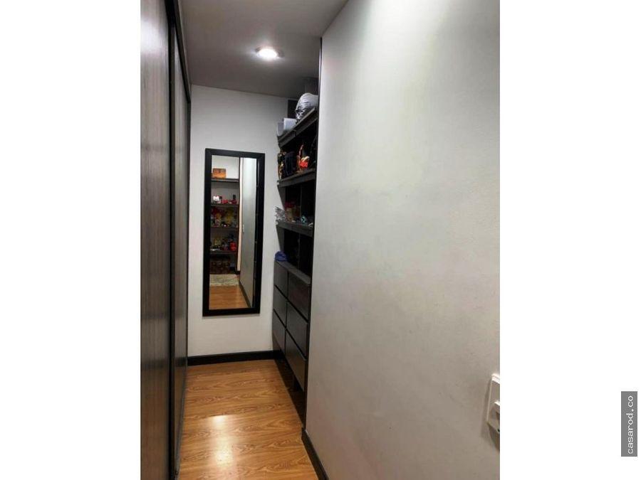 vendo apto en cedritos 86 m2 piso 50 exterior