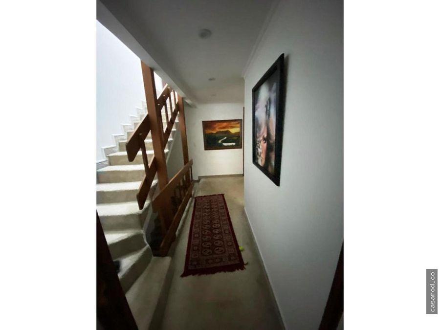 vendo casa en cedritos remodelada