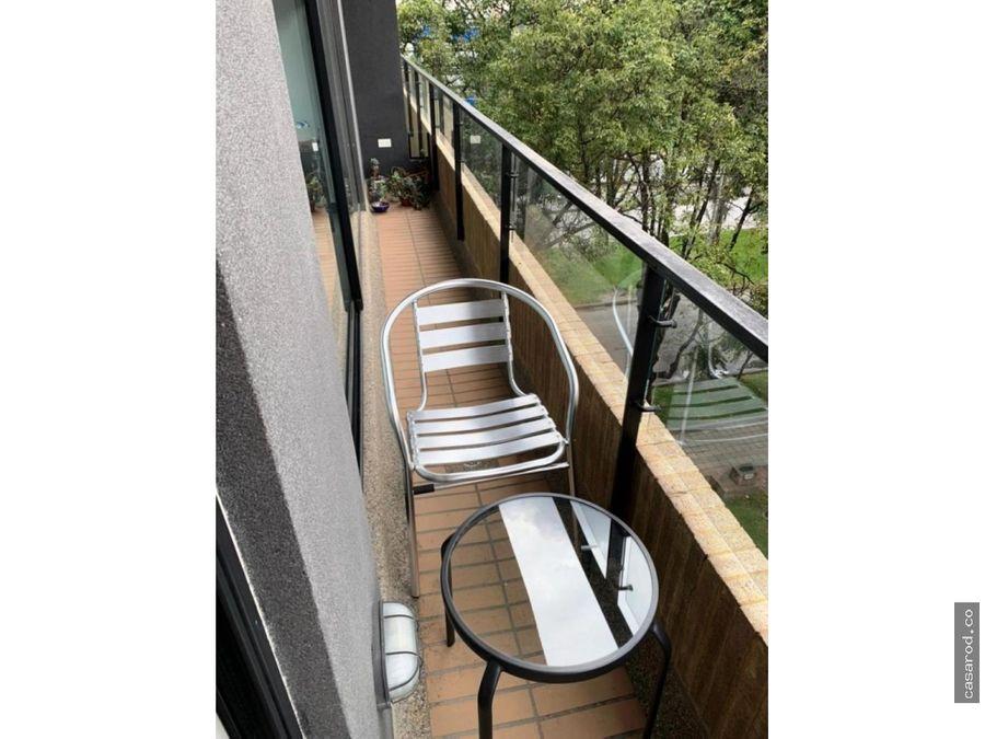 vendo apartaestudio exterior 64 mtrs2