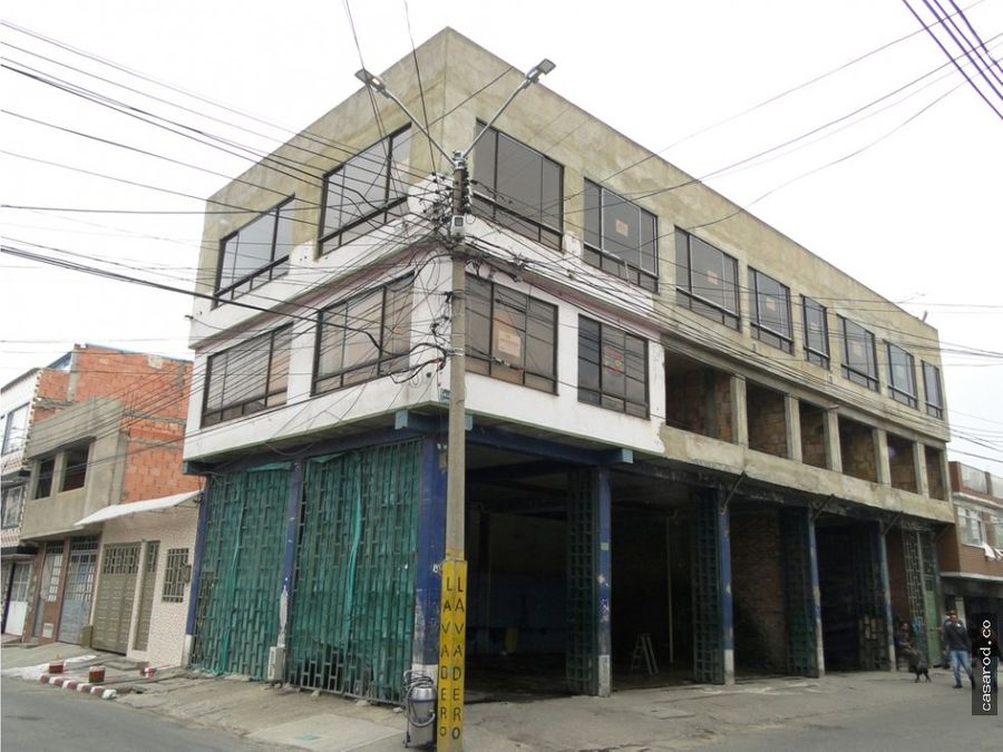 vendo edificio en kennedy gran colombiano