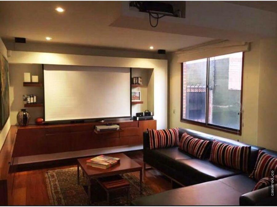 vendo apto duplex en santa barbara 187 m2 47 m2 de terraza