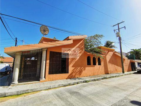 venta de casa col miami 3 recamaras ciudad del carmen