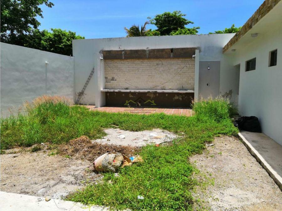 venta casa privada campanas ciudad del carmen