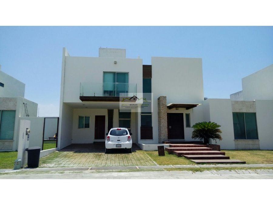 casa residencial azul ciudad del carmen