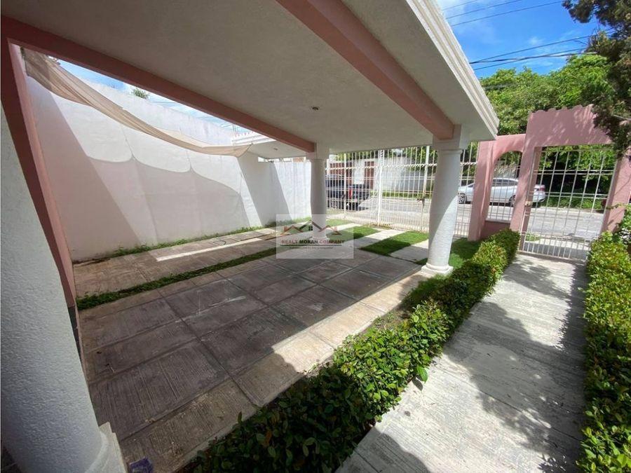 casa en renta col malibran 4 recamaras ciudad del carmen