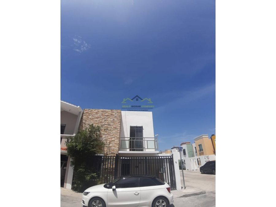 renta de casa en mediterraneo ciudad del carmen