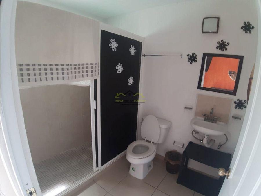 casa en renta en privada ciudad del carmen