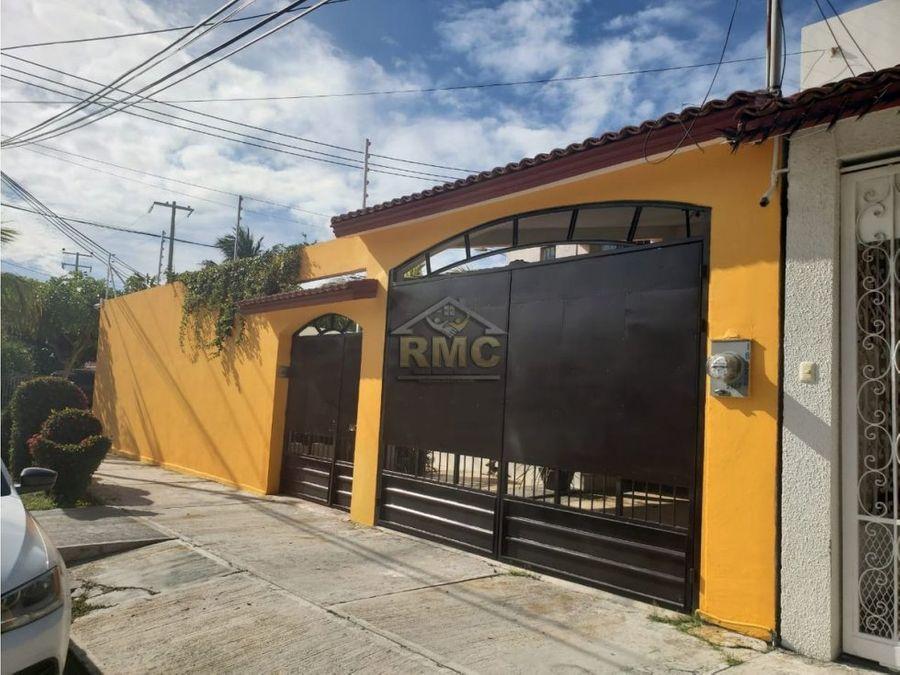 casa en renta fracc san manuel ciudad del carmen