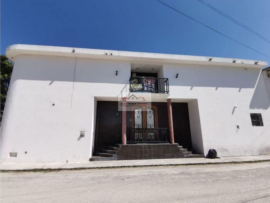 venta de casa fracc mundo maya lujoso ciudad del carmen