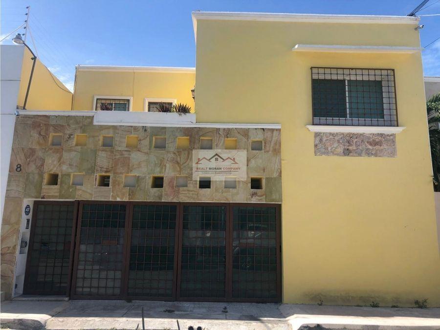 casa en renta col miami 3 recamaras ciudad del carmen