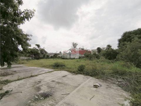 venta de terreno en col miami ciudad del carmen
