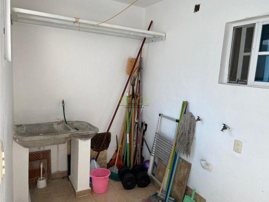 renta de casa amueblada en fracc real del carmen