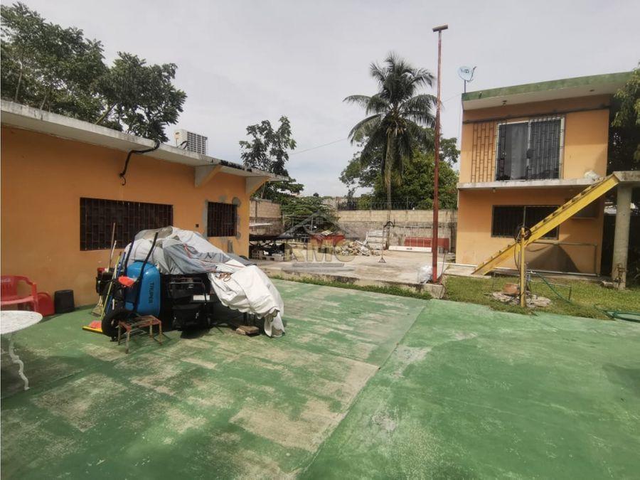 venta de terreno en fraccionamiento bivalvo 42x20 ciudad del carmen