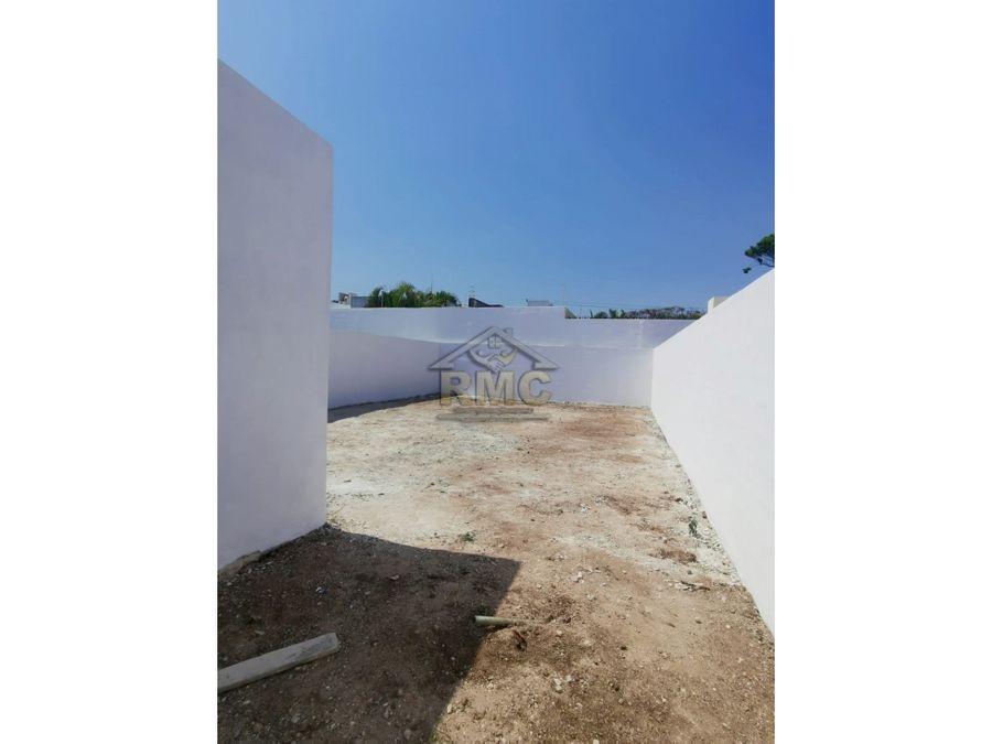 venta de casa cholul merida yucatan
