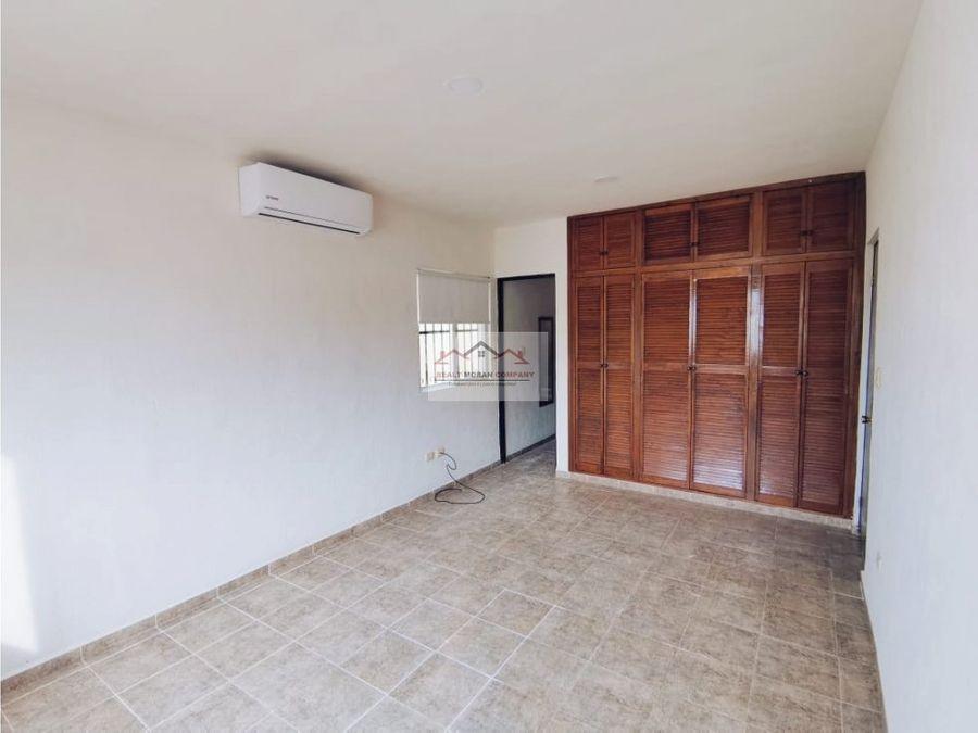 casa en renta villa magna 4 recamaras ciudad del carmen