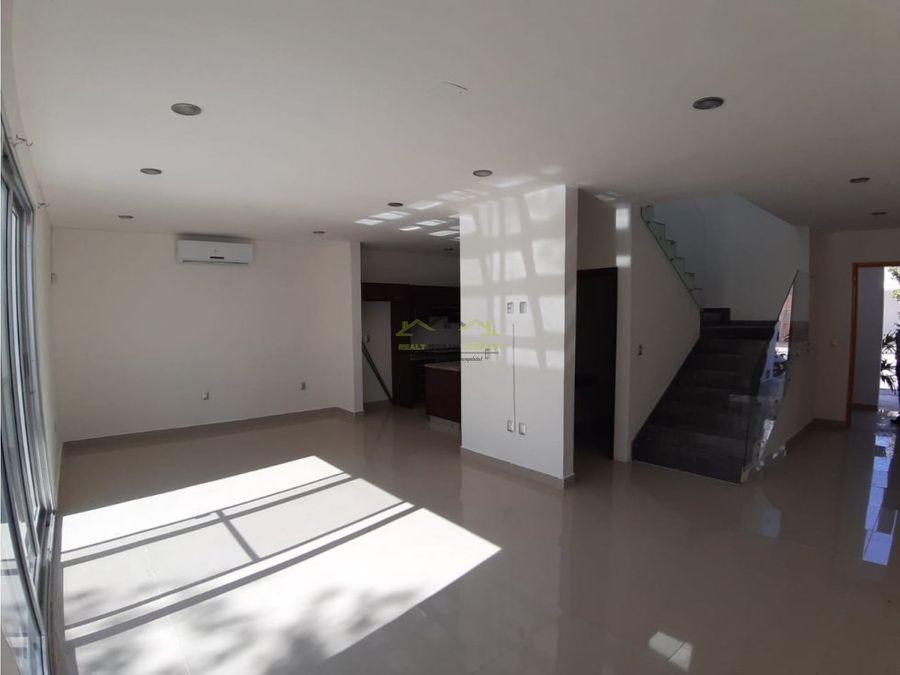 venta de casa priv san roman ciudad del carmen
