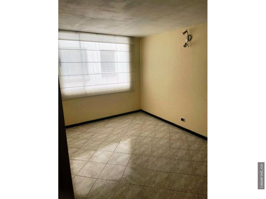 vendo apto en cedritos 73 m2 3er piso exerior