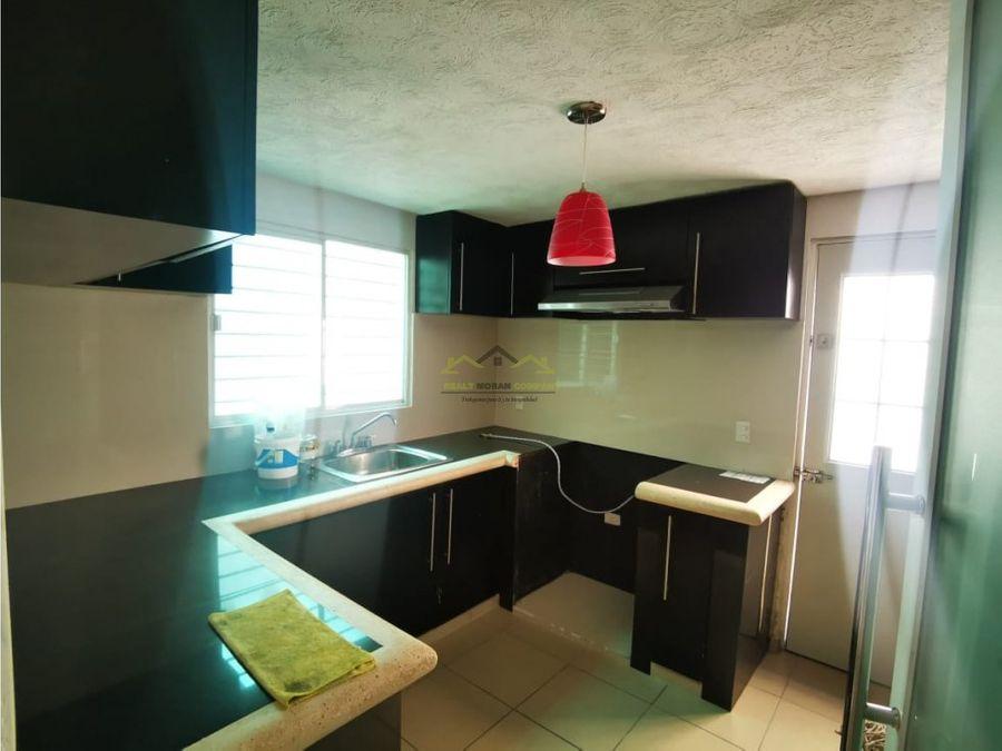 renta casa en mediterraneo ciudad del carmen