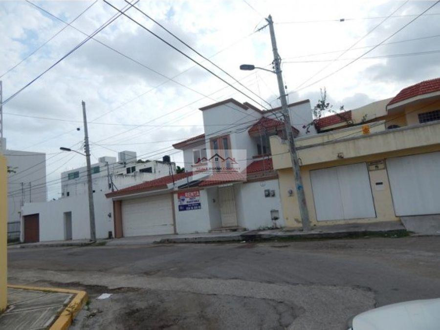 venta de casa con marina del rey ciudad del carmen