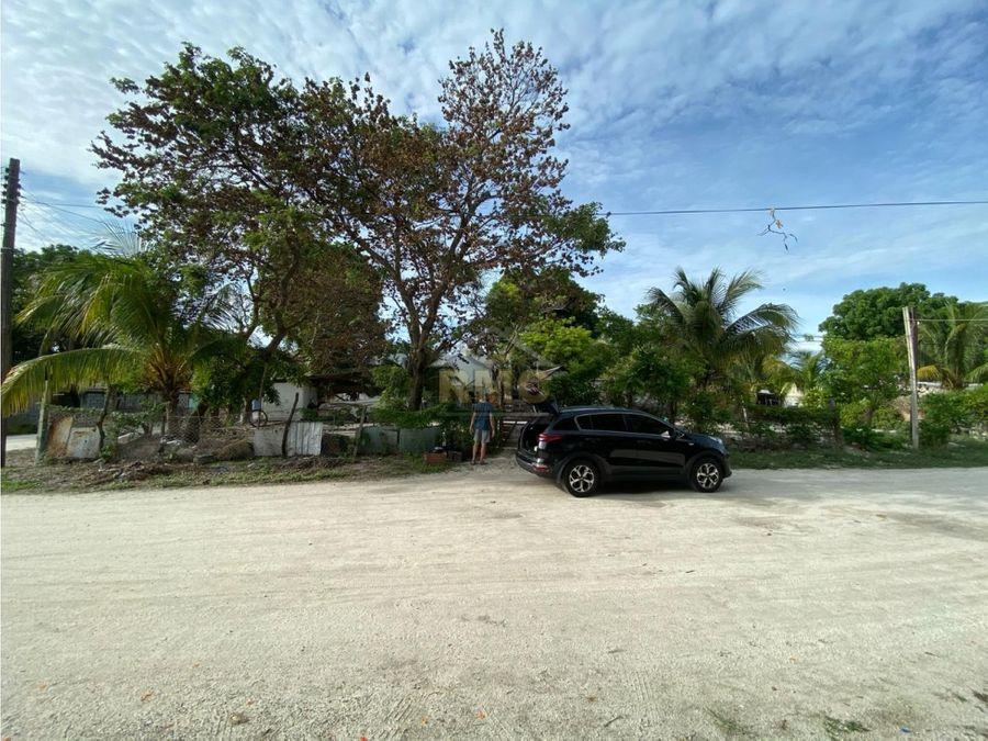 venta de terreno 590 mts2 isla aguada ciudad del carmen