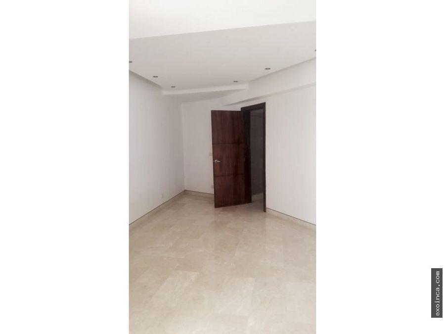exoinca ofrece fabuoso pent house