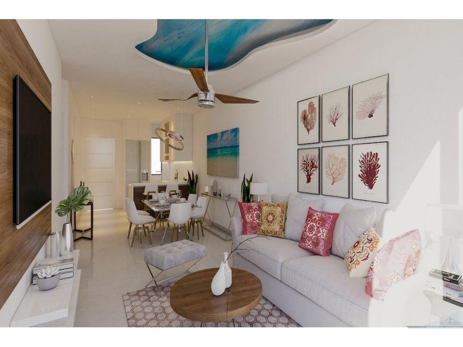 apartamentos en venta bavaro punta cana