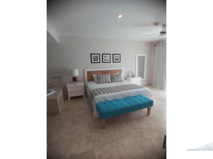 apartamento 2 habitaciones en la playa