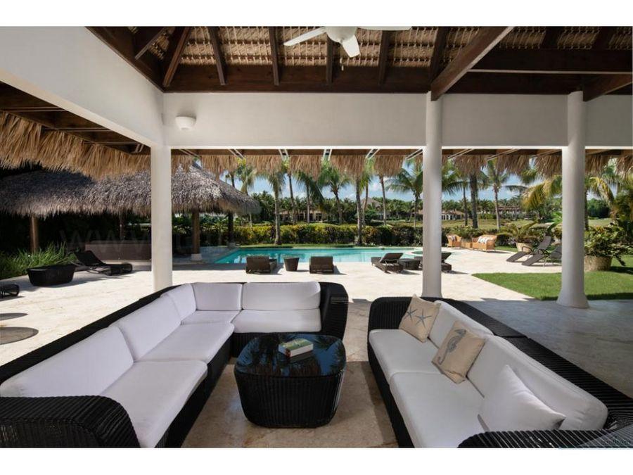 gran oportunidad villa en punta cana resort