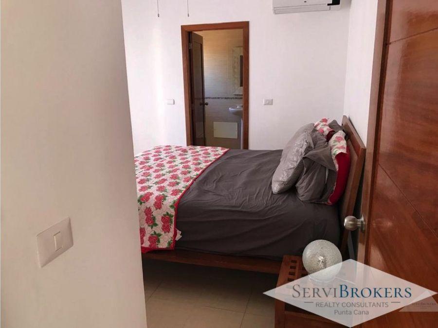 frente al mar 2 habitaciones 2 banos bavaro punta cana
