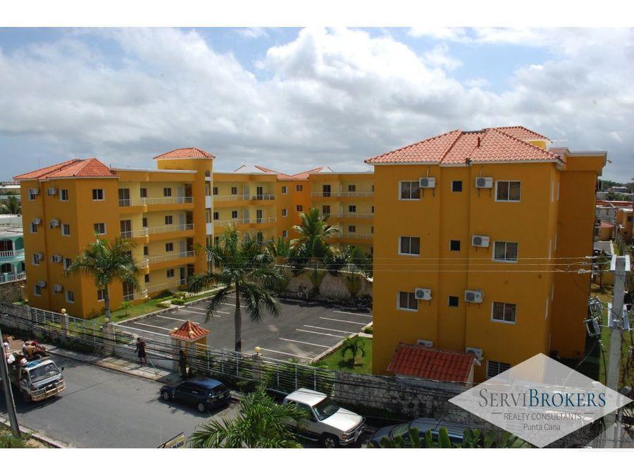 punta cana multi plex 48 apartamentos