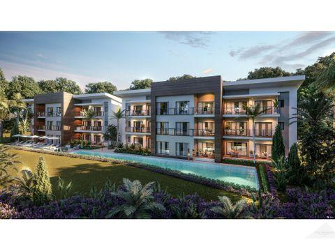 apartamentos nuevos en venta punta cana cocotal golf country club